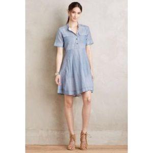 Anthropologie Dresses - {Anthro} Burnett Shirtdress